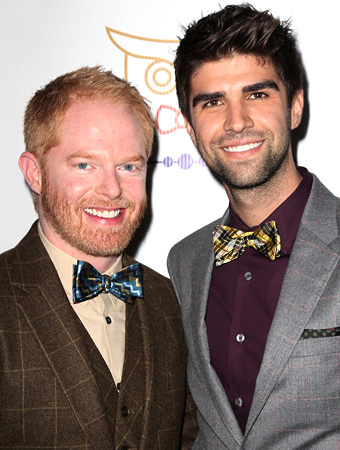 Jesse Tyler Ferguson Justin Mikita