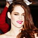 Kristen Stewart&#039;s Bold Fuchsia Lipstick from L.A. Premiere