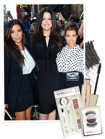 Kardashian Makeup - Khroma Beauty
