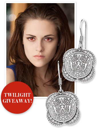 Twilight earring giveaway
