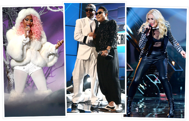 American Music Awards Performances