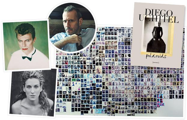 Diego Uchitel Polaroids