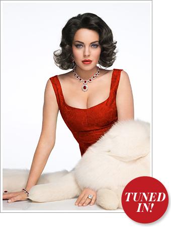 Elizabeth Taylor Lindsay Lohan