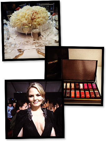 Instagram, Tom Ford, Jennifer Morrison