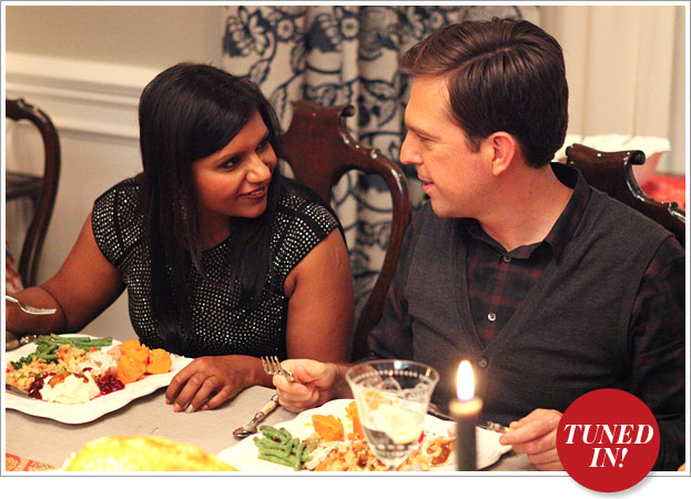 The Mindy Project - Thanksgiving