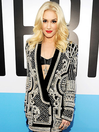 Gwen Stefani, balmain