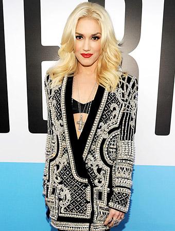Gwen Stefani, balmain