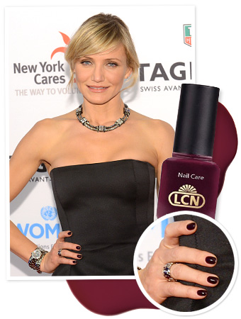 Cameron Diaz Nails