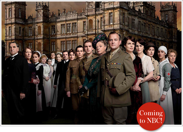 Downton Abbey Creator NBC