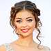 Hairstyle We Love: Modern Family Star Sarah Hyland&#039;s Curly Updo