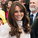 Kate Middleton Gets Side-Swept Bangs!