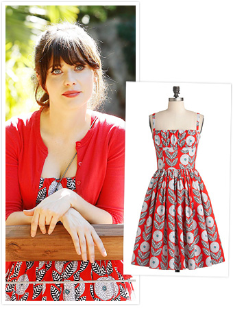 New Girl Dahlia Dress