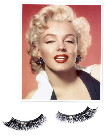 Marilyn Monroe Lashes