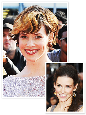 Evangeline Lily Hair