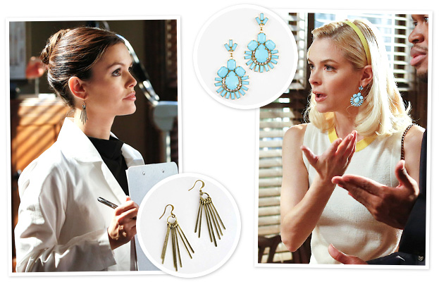 Hart of Dixie Earrings