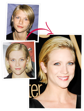 Brittany Snow Short Hair