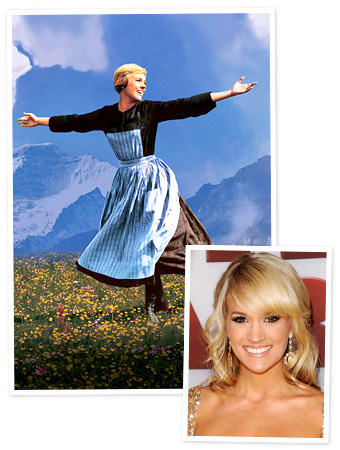 Carrie Underwood The Sound of Music