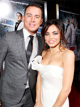Channing Tatum Jenna Dewan 10 Years