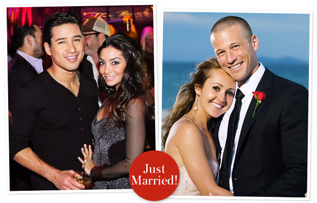 Mario Lopez Ashley Hebert