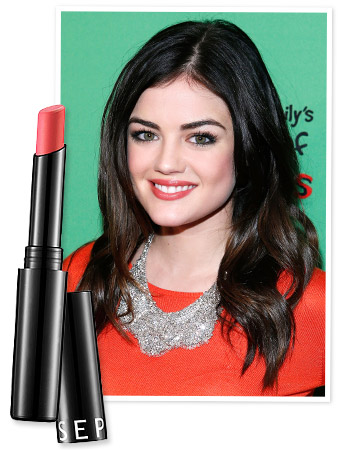 Lucy Hale Lipstick