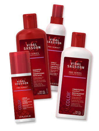 Vidal Sassoon Products