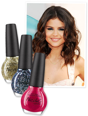 Selena Gomez OPI Nail Polish