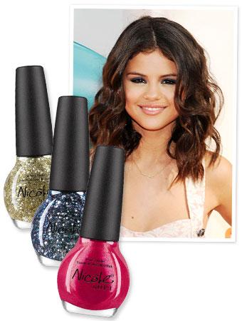 Selena Gomez OPI Nail Polish