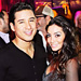 Watch Tonight! Mario Lopez and Courtney Mazza's Wedding on TLC