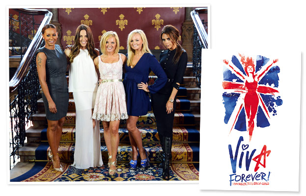 Spice Girls - Viva Forever the Musical