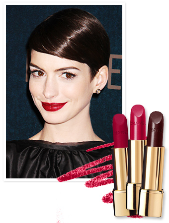 Anne Hathaway Lipstick