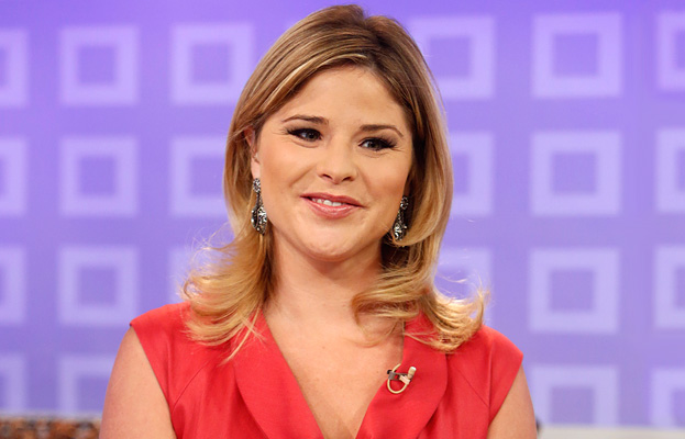 Jenna Bush Hager Pregnant