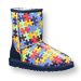 UGG&#039;s New Puzzle Boot for Kids: Benefits Hurricane Sandy