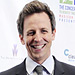 Seth Meyers Wears His Saturday Night Live Weekend Update Suit Everywhere