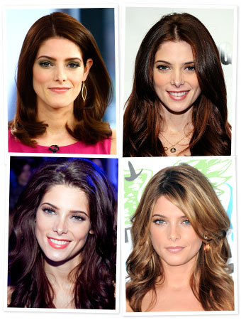 Ashley Greene Hair
