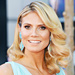 Holiday Hairstyle Idea: Heidi Klum&#039;s Bouncy Waves