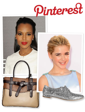 Kerry Washington, Kiernan Shipka