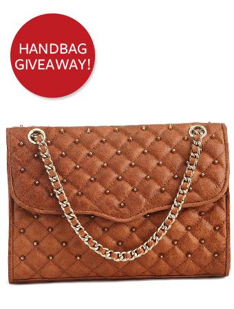 Rebecca Minkoff bag giveaway