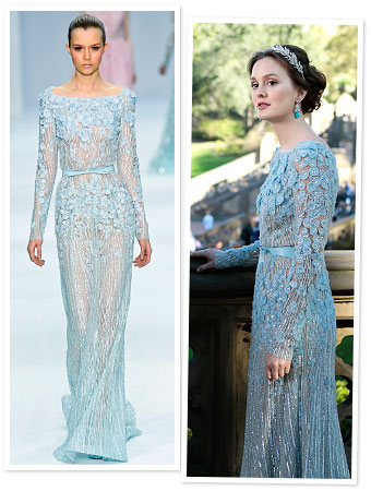 Gossip Girl, Elie Saab