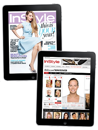 InStyle Tablet App