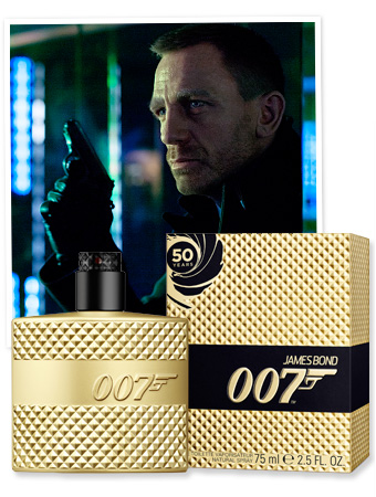 James Bond Gold Fragrance