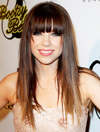 Carly Rae Jepsen Hair