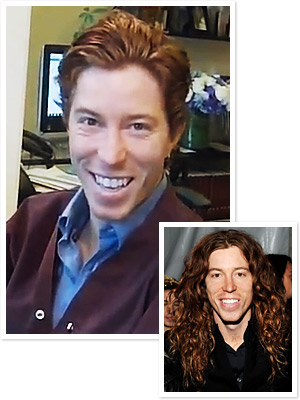 Shaun White Hair
