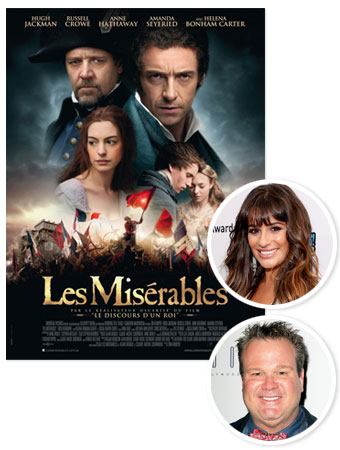 Les Miserables Tweets