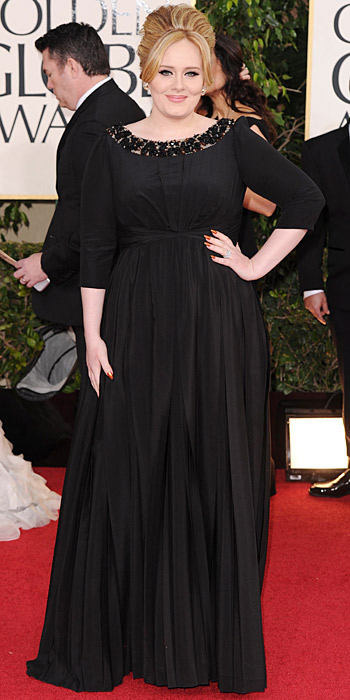 Look of the Day photo | Adele