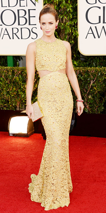 Look of the Day photo   Emily Blunt
