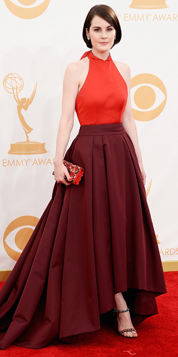 Look of the Day photo | Michelle Dockery