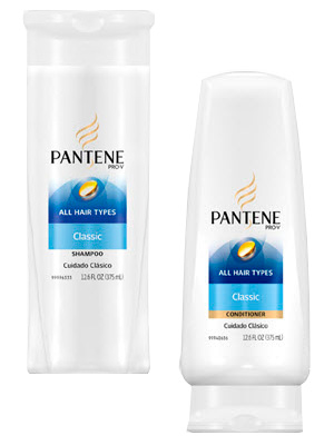 Best 2013 Inexpensive Shampoo and Conditioner - Pantene Pro-V Classic