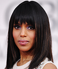 Celebrity Beauty Tip - Kerry Washington - Jewel-Toned Smoky Eye