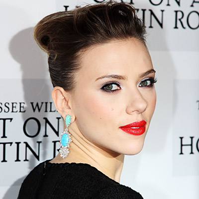 Scarlett Johansson - Transformation - Hair - Celebrity Before and After