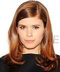 Kate Mara - Celebrity Beauty Tip - Minimalist Smoky Eye